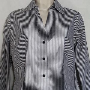 Worthington Tops - Lot of 2 Worthington Stretch Button Front Blouse